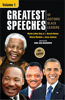 Greatest Speeches of Historic Black Leaders
