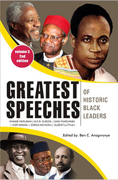 Greatest Speeches of Historic Black Leaders, Volume 3